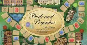 Pride & Prejudice the board game.