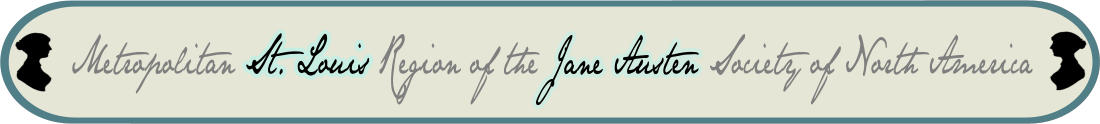 Jane Austen Society of North America – St. Louis