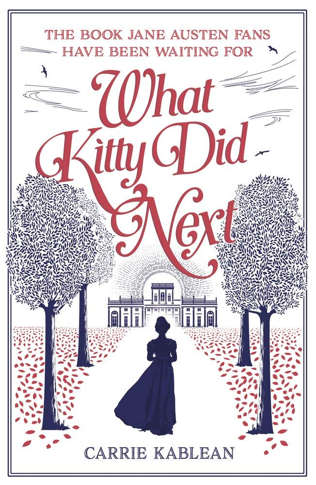 "Special Fan Fiction Event - ""What Kitty Did Next"""